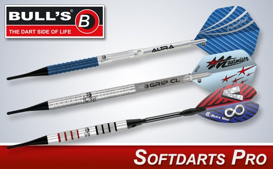 Dartpfeile - Softdart - Steeldart
